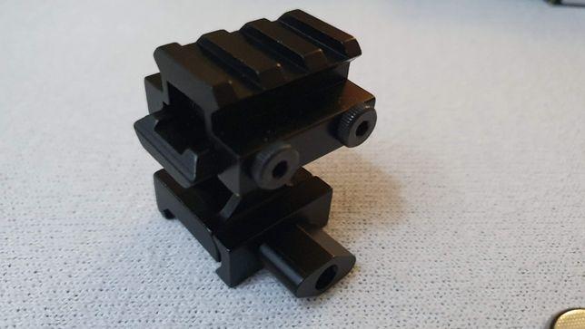 Inaltator montura sina 20mm Picatinny pentru Holo Sight sau Red Dot