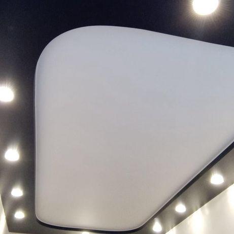 Натяжные потолки 1400