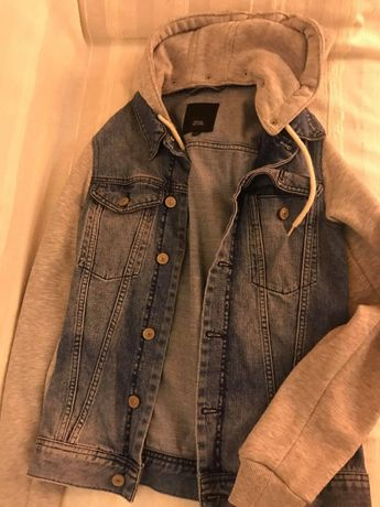 Geaca denim River Island , 12-14 ani