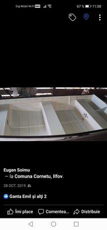 Barcă cu motor termic, motor electric, peridoc