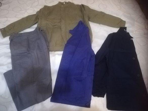 Работни дрехи размер 48-50-52