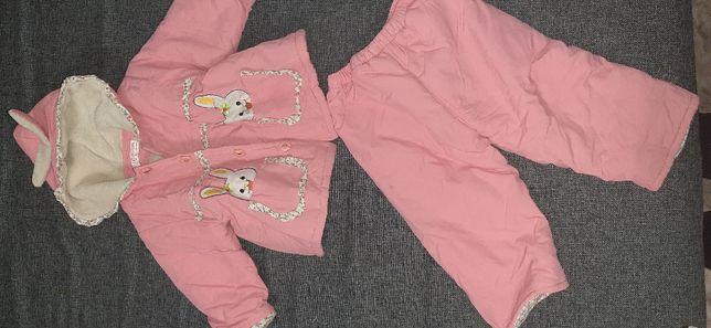 Детская одежда для девочек 1-2 годика