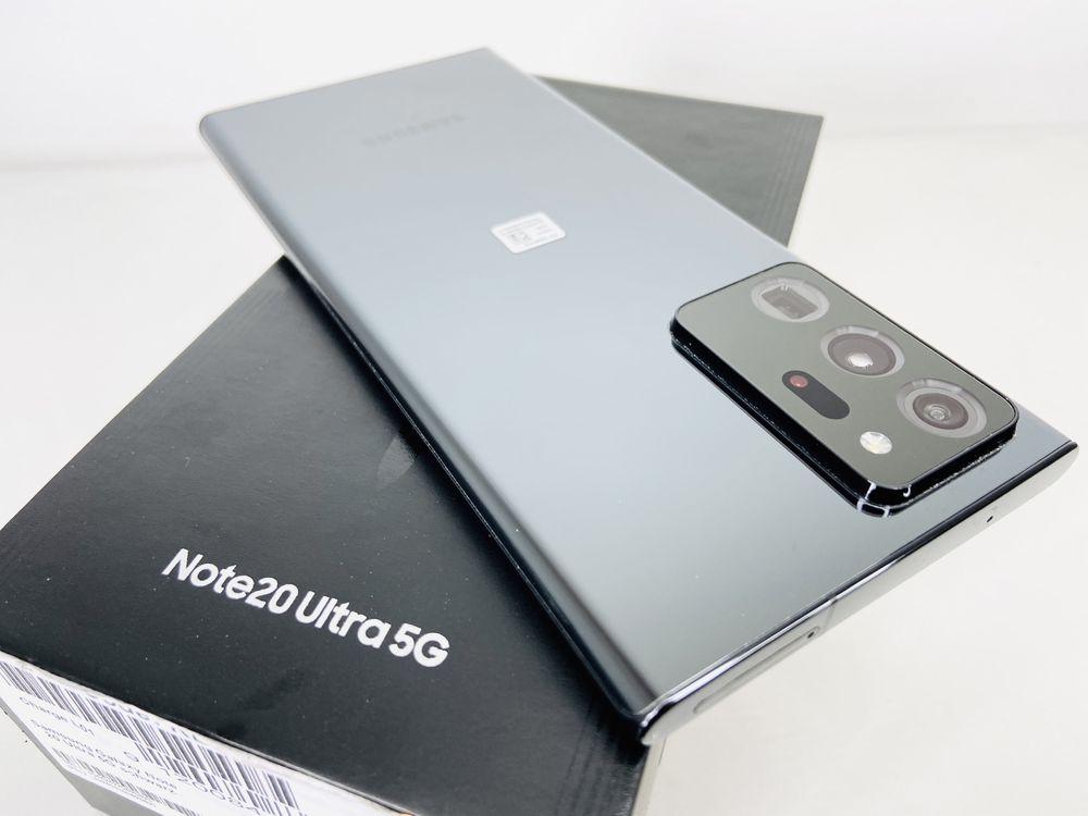 Samsung Galaxy Note 20 Ultra 256GB Mystic Black Перфектен! Гаранция!