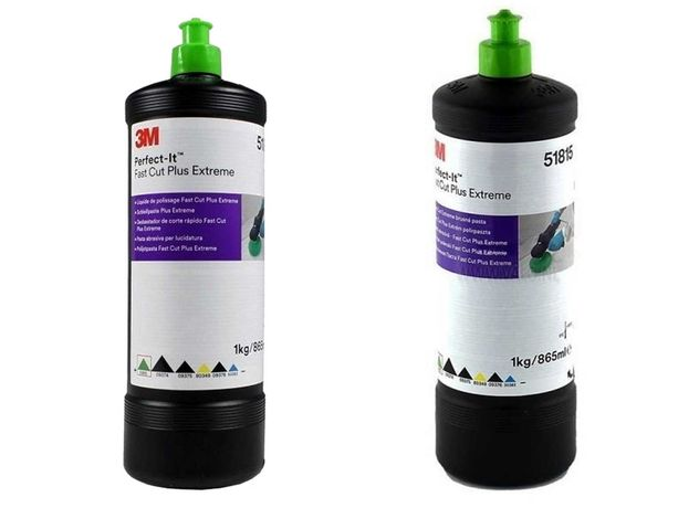 Pastă polish 3M Fast Cut Plus Extreme - Perfect It 1 Kg  (51815)
