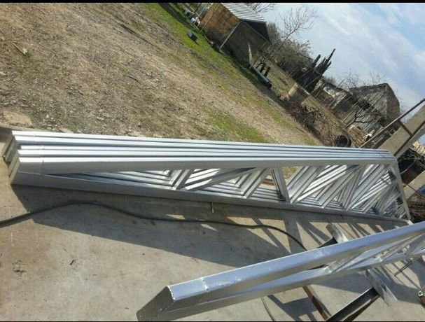 Vând hală metalica 15.50m×30m×4m