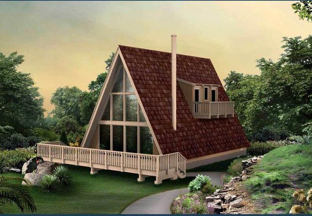 La noi găsiți cea mai bună soluție pentru cabana dumneavoastră