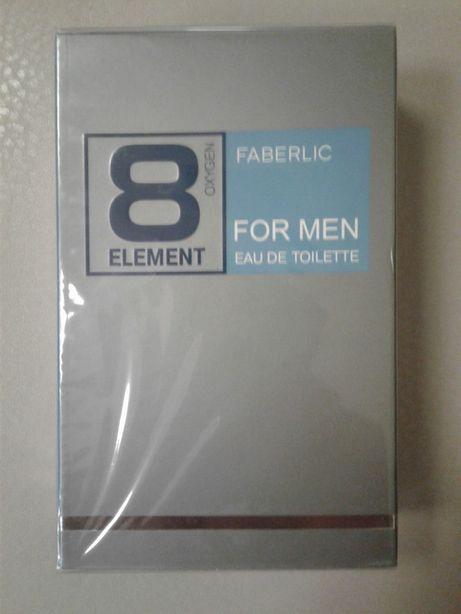 Одеколон 8 элемент от Фаберлик