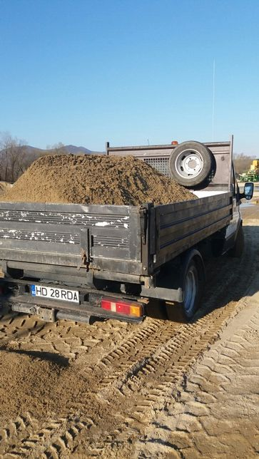 Transport nisip balast lemn moloz pamant 0726..571..116