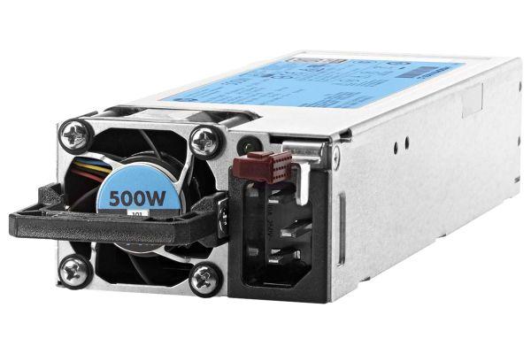 Cерверный Блок Питания HP 500w для HPE DL360/380 Gen9/10 ГАРАНТИЯ