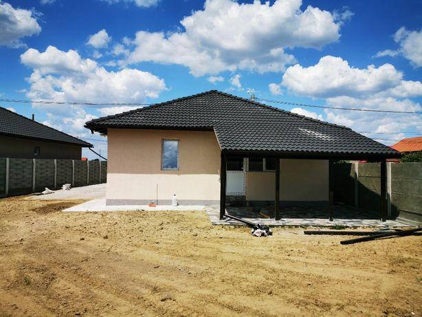 Casa Noua In Sag - Vanzare la Cheie - Langa intrarea in SAG