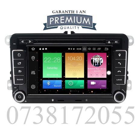 Navigatie GPS Seat Leon Altea Toledo DVD MP3 Wi-Fi Bluetooth Android