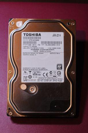 Жесткий диск 500 Гб. для компьютера