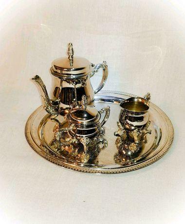 Сребърни комплекти за кафе или чай