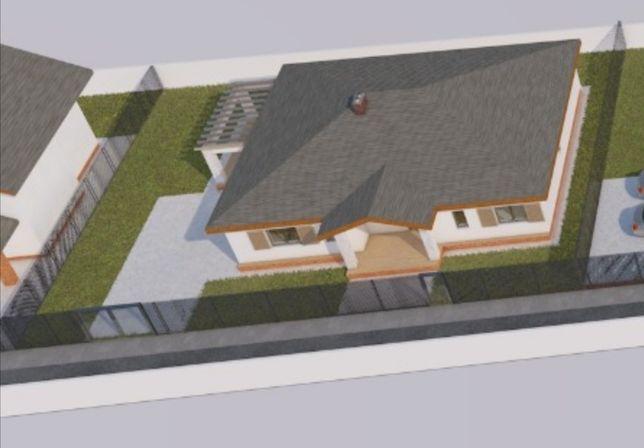 casa de vânzare construcție 2021 Cartierul Nou, str. Viitorului
