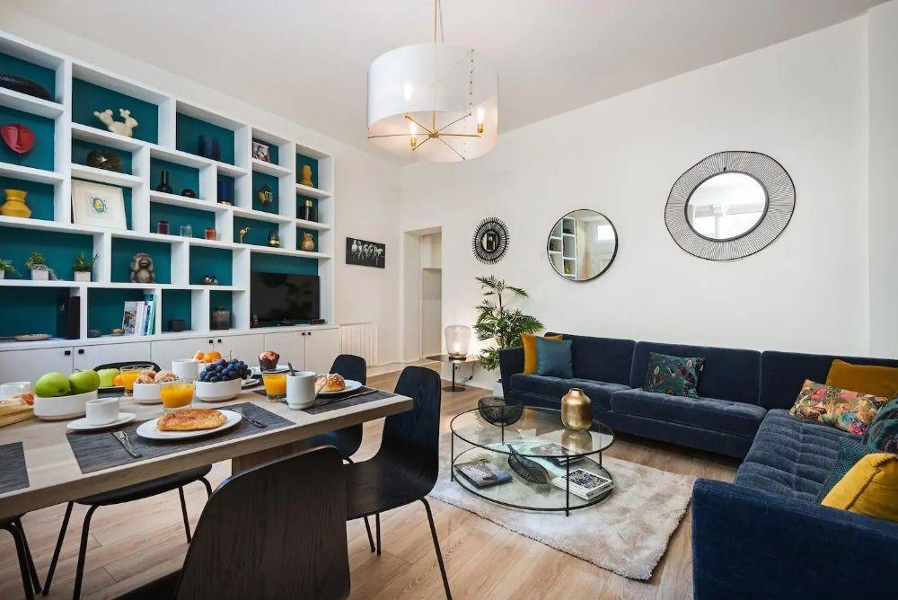 3-х комнатная квартира в ЖК Мега Тауэрс рядом с Мегой и Атакентом