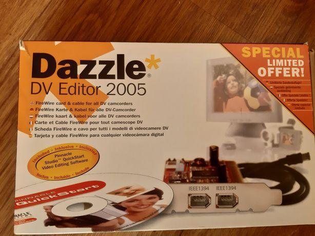 Dazzle dv editor 2005 vand/schimb