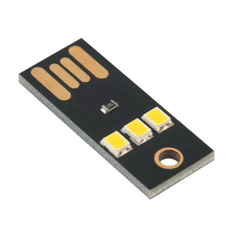 Mini lampa LED alimentare USB