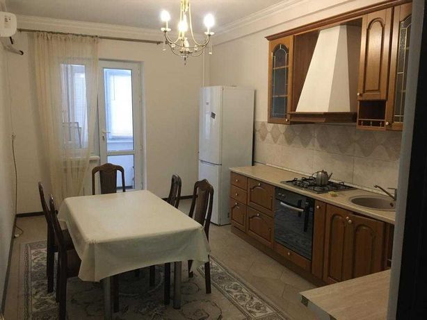 Сдаётся отличная 3 комнатная квартира в ЖК Томирис