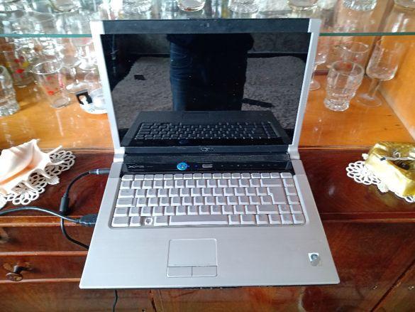 Dell XPS M1530 на части