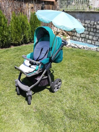 Детска количка Roan Bass 2в1