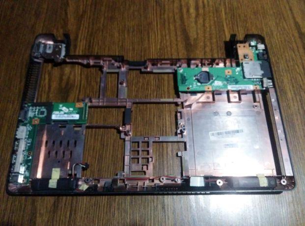 Нижняя часть корпуса ноутбука ASUS A52J