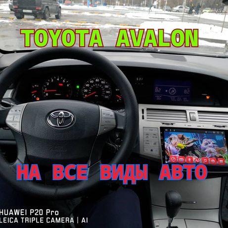 Штатная магнитола Тойота Авалон Венза Toyota AVALON 4Runner Venza ШГУ