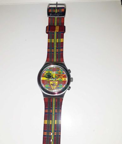 """Swatch IRONY """"Give me more than sixty""""  =UNISEX"""