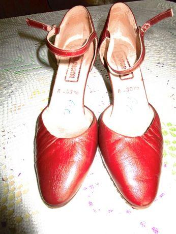 Дам.офиц.обувки-№37