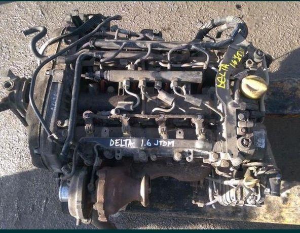 Motor lancia delta 1,6 diesel 30000 km