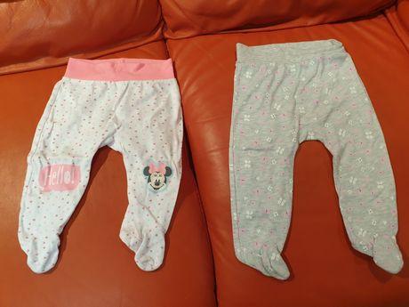 Pantaloni bebe 6-9 luni marime 74