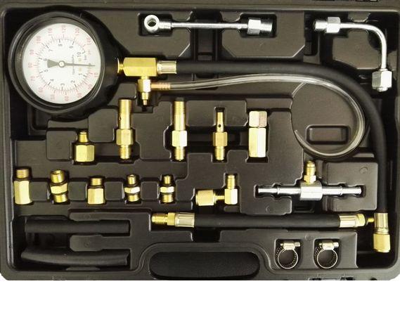 Продавам нов компресомер за измерване налягането на масло и бензин