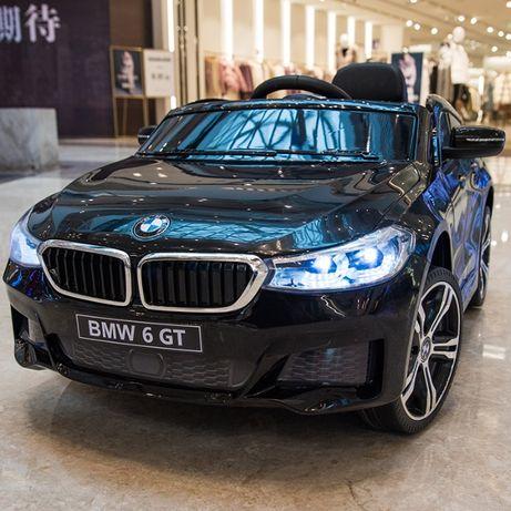 Акумулаторна джип BMW 6 GT