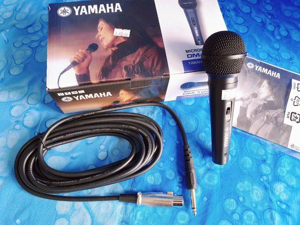 Намален от45лв-Микрофон, Професионален микрофон Yamaha с кабел