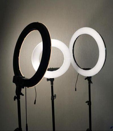 Кольцевая лампа,  диоде лампа