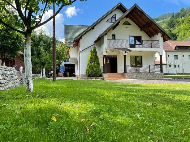 Inchiriez cabana, pensiune pe Valea Lotrioarei Sibiu