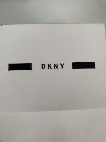 Ceas DKNY cu bratara aurie/rose