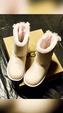 •СУПЕР ПРЕДЛОЖЕНИЕ• Детская Обувь Bailey Bow II Boot от UGG Australia