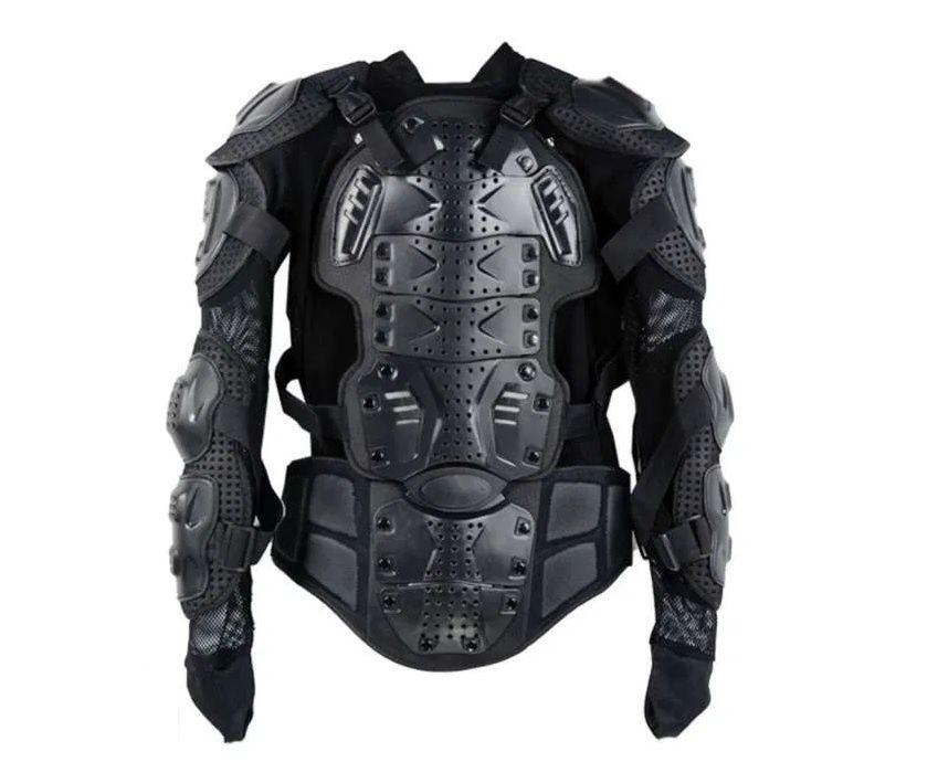 Armura Moto Costum Protectie Hard Predator Raptor 12reglaje 11protecti Pitesti - imagine 1