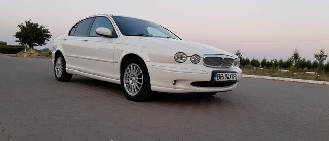 Jaguar X Type,2008,2.0 diesel,alb perlat,prop,variante+/-
