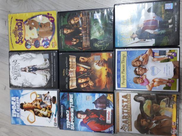 Dvd-uri cu filme si desene animate
