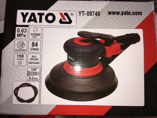 Mașina de șlefuit pneumatica yato