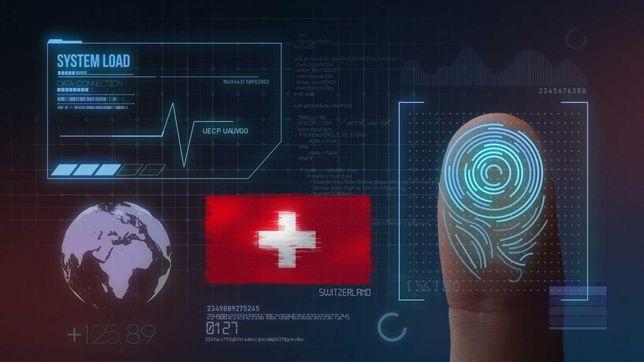 Бункер безопасности швейцарской армии. Швейцария