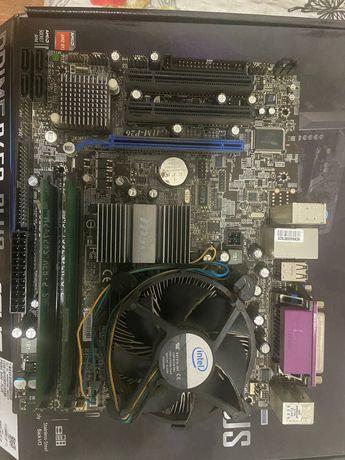 Vand Kit placa de baza+ procesor