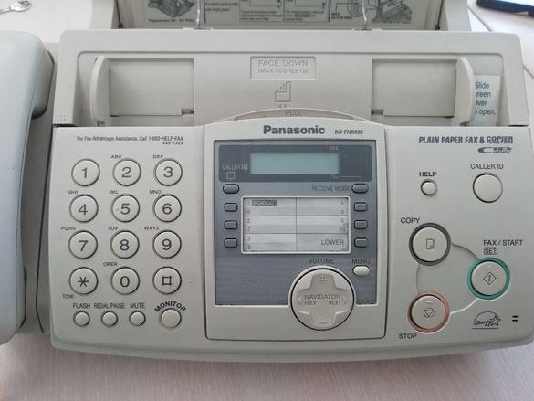 Факс телефон и копир Панасоник