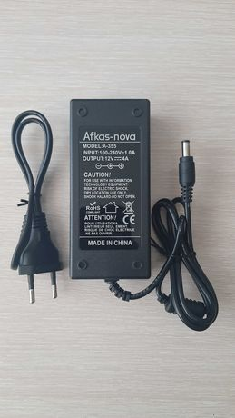 Блок питания 12V 2A зарядное устройство зарядка