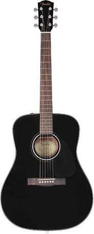 Продам акустическую гитару Fender CD-60
