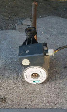 Pompa centrala termica