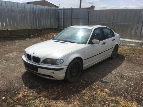BMW E46 320D 150hp бмв е46 320д феислифт 150кс на части