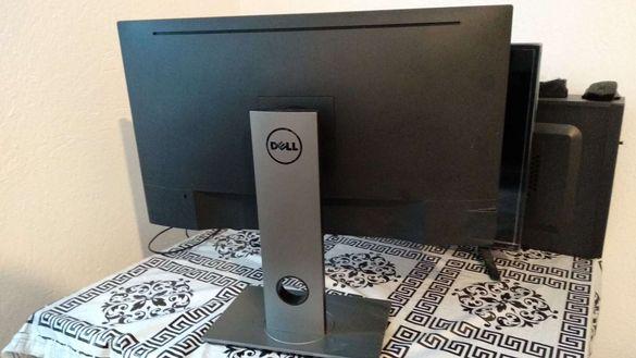 Нов монитор Dell P2717H със счупена матрица