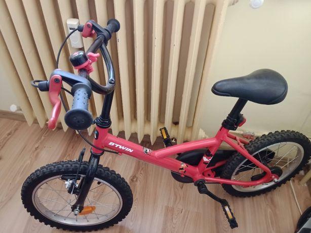 "Bicicleta B""twin Hyper Hero Red (rosie)"